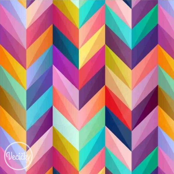 ÚPLET - farebný cik-cak 0ee669a4a0a