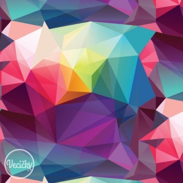 ÚPLET - farebná geometria c39a234de40