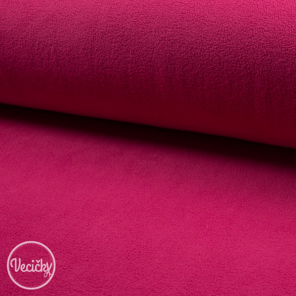 POLAR FLEECE DE LUXE  FUCHSIA