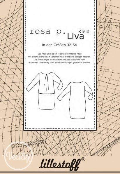 Strih šaty - LIVA e3312c1eff6