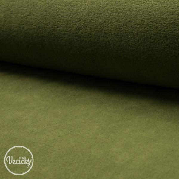 POLAR FLEECE DE LUXE KHAKI