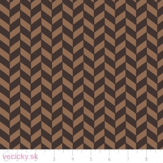 Wilderness - Weave in Dark Chocolate