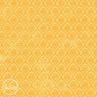 QUILTING TREASURES - Ormanents yellow