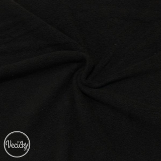 MICROPOLAR FLEECE - čierny